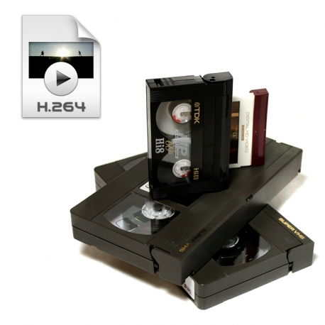 Digitalização Cassetes
