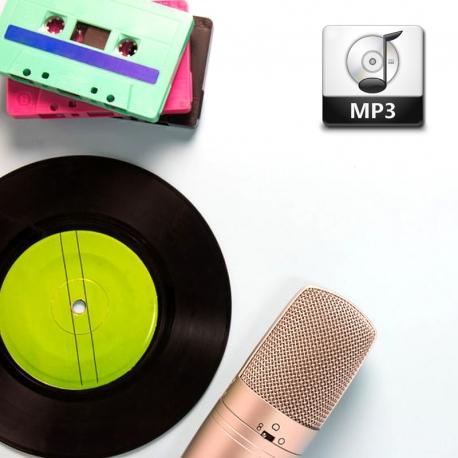 Digitalização Audio