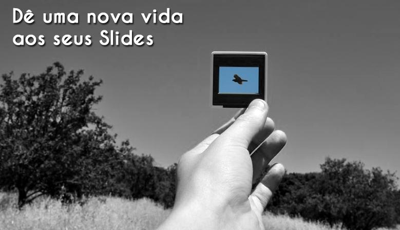 Digitalização fotos